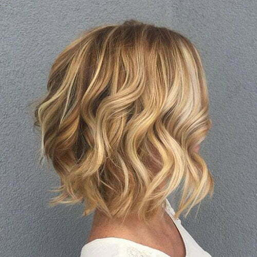 Best Wavy Bob Hairstyles You Will Like Crazyforus