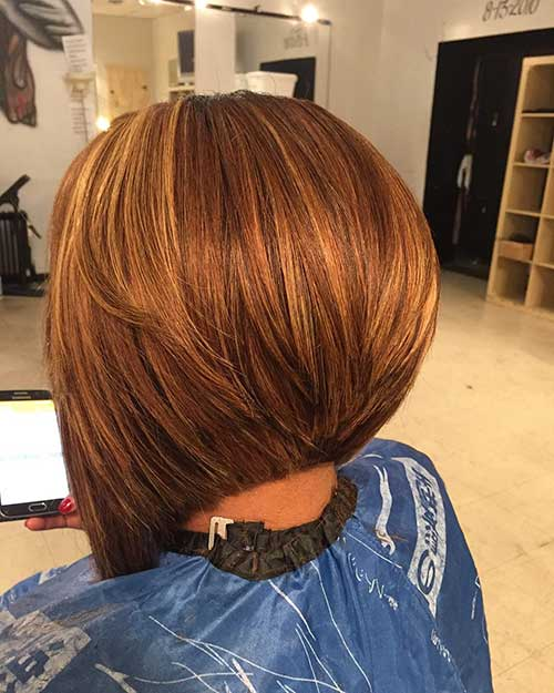 Layered Bob For Fine Hair Over 50