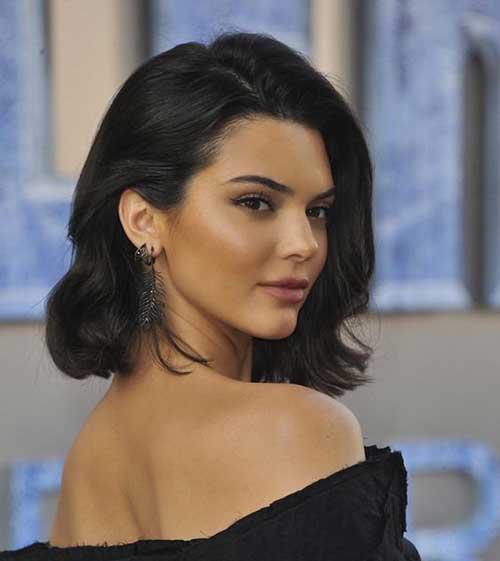 Kendall Jenner Short Hair-20