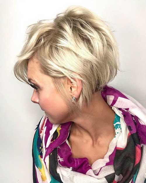 Short Wavy Hair-22