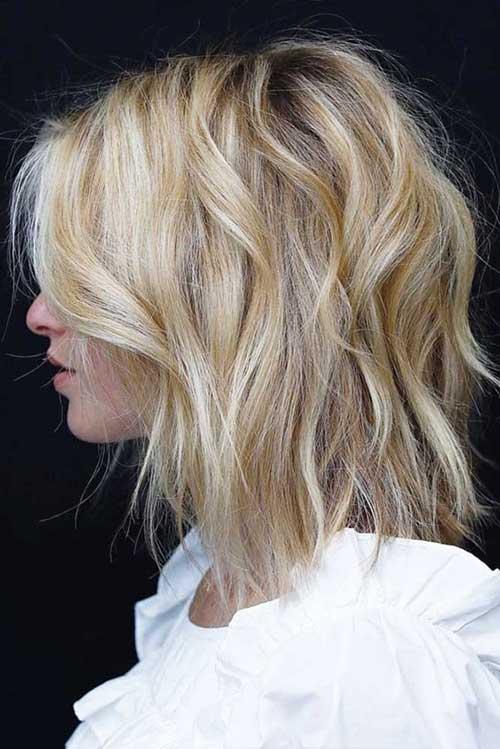 Short Wavy Hair-24