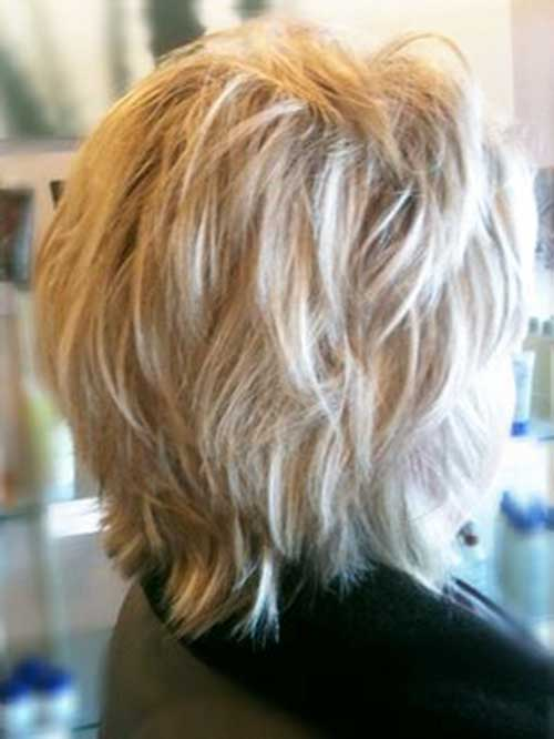 70 Best Short Layered Haircuts For Women Over 50 Short
