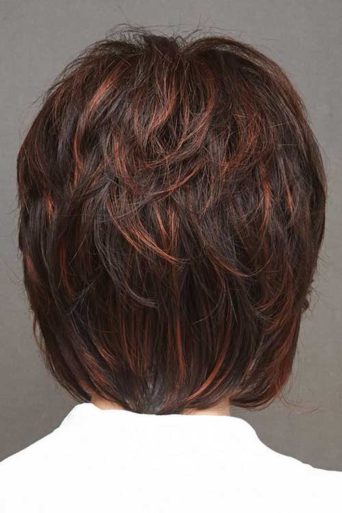 Best Short Layered Haircuts For Women Over  Short
