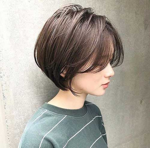 Asian Short Bob Haircuts for Women