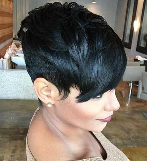 Easy Pixie Hairstyles for Black Women