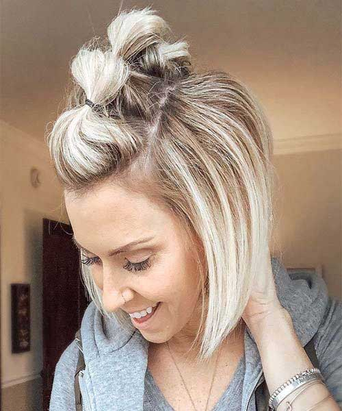 Cute Hair Color Ideas for Short Hair 2019