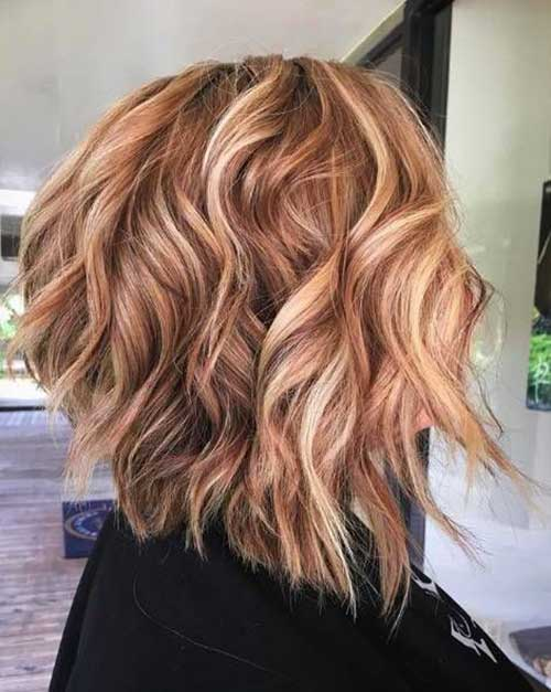 Dirty Blonde Hair Color Ideas for Short Hair 2019