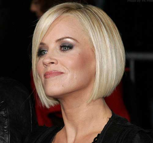 Jenny Mccarthy Short Bob Haircuts for Women