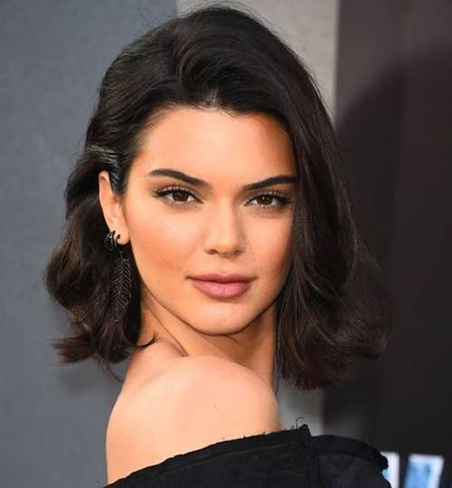 Kendall Jenner Bob Haircut