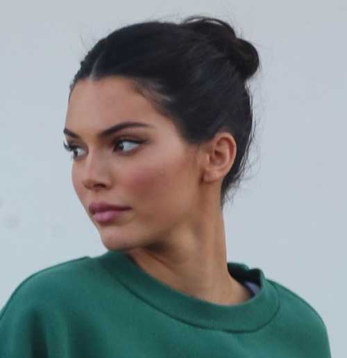 Kendall Jenner Cute Short Hair