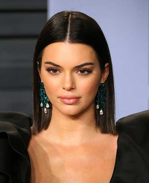 Kendall Jenner Short Hair Style