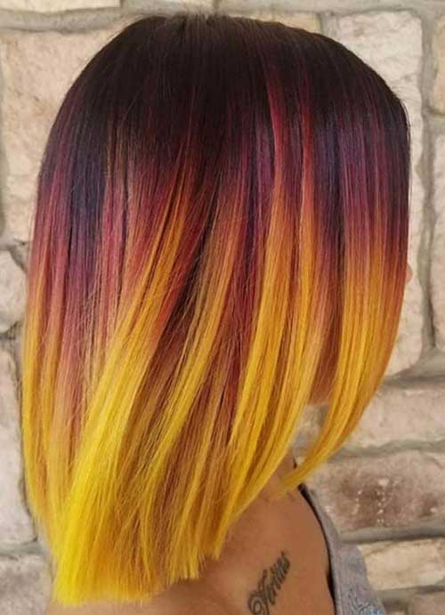 Pulp Riot Hair Color Ideas for Short Hair 2019