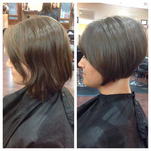 Short Bob Fine Haircuts for Women