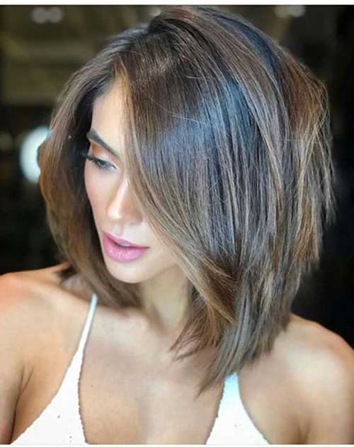 Short Hair Colors for 2019