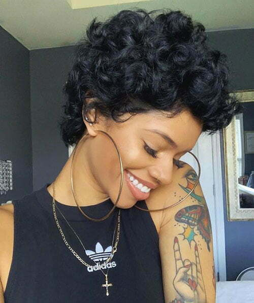 In Style Short Haircuts for Black Women | Short-Haircut.com