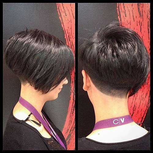 Short Pixie Bob Haircuts for Women
