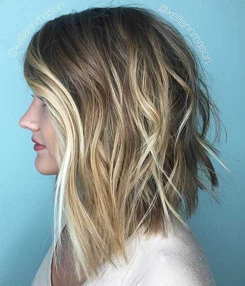 Short Wavy Hair Cuts