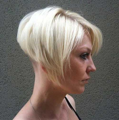 Super Short Bob Haircuts for Women