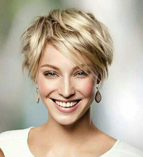 Short Shaggy and Sassy Haircuts-10