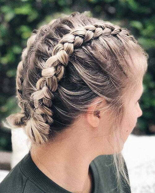 20 Ideas of Cute Easy Hairstyles for Short Hair | Short-Haircut.com