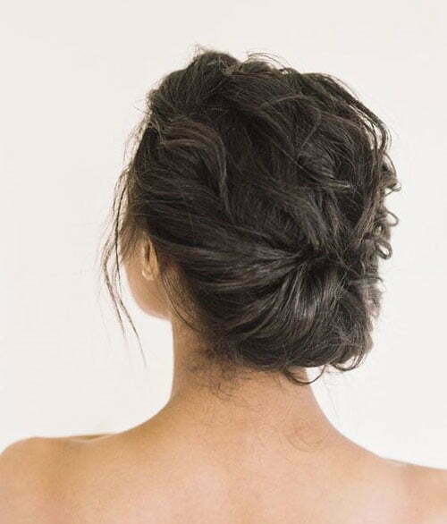 Cute Simple Hairstyles for Short Hair-14