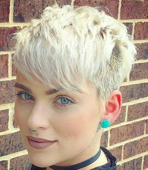Pixie Cut Damen 17 Elegant Pixie Frisuren Damen