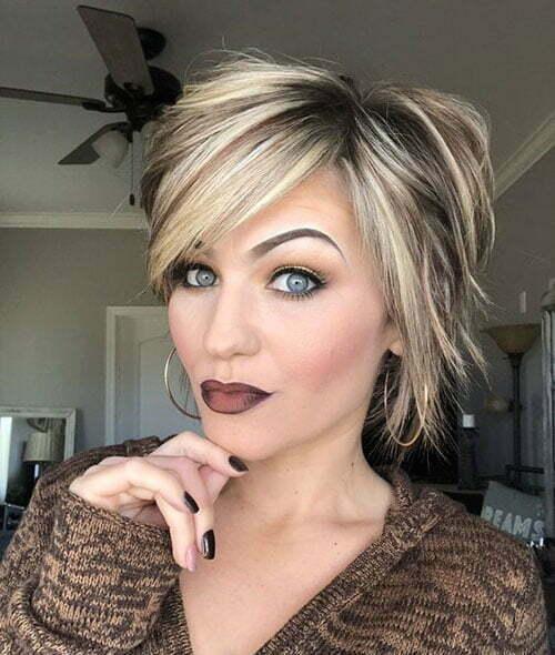 Cute Hairstyles for Short Haircut-18