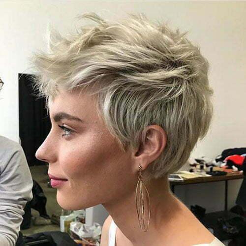 Neue Kurze Freche Haarschnitte-23