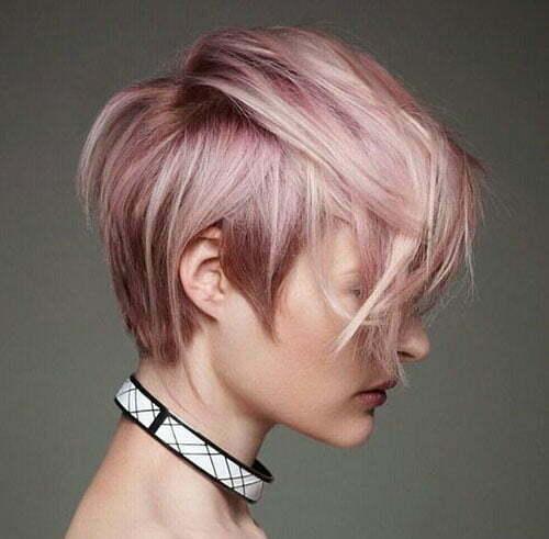 Kurze Freche Haarschnitte-6