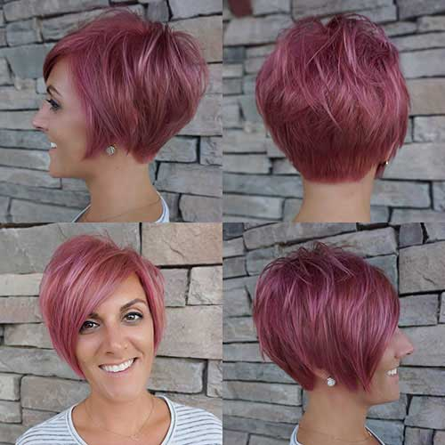 30 Best Cute Short Haircuts 2019 Short Haircut Com