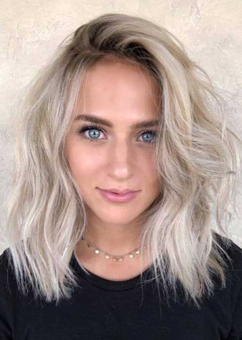 Chic Ideas About Short Ash Blonde Hairstyles | Short ...