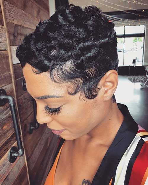 Pixie Haircuts for Black Girls-11