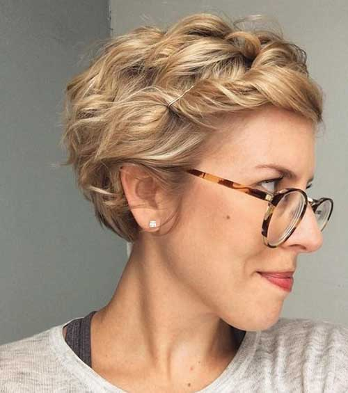 Short formal Curly Hairstyles-13