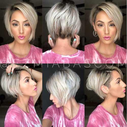 Süße kurze Frisuren