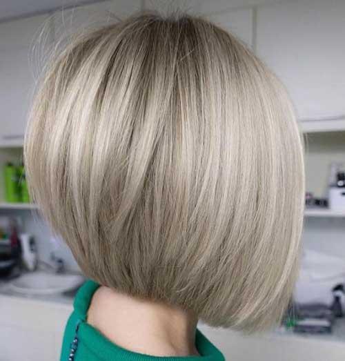 Chic Ideas About Short Ash Blonde Hairstyles Crazyforus