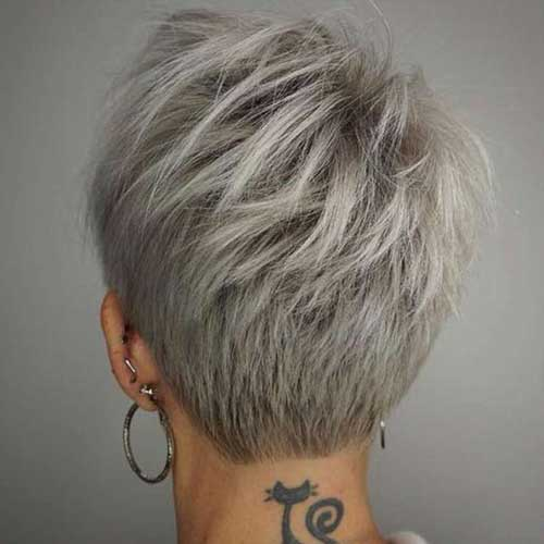 30+ Back View Of Short Layered Haircuts