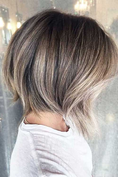 Chic Ideas About Short Ash Blonde Hairstyles Short