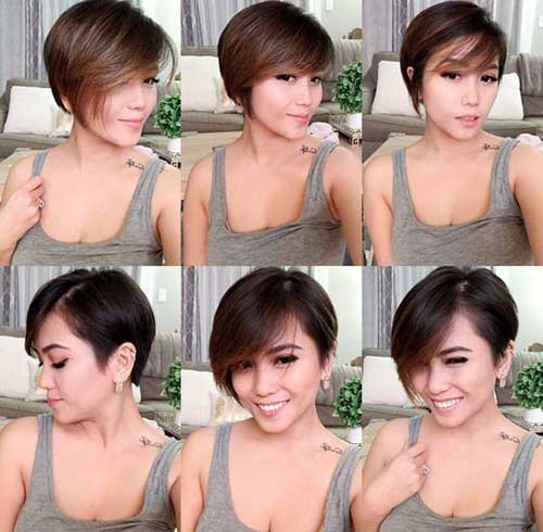 Short formal Fine Hairstyles-18