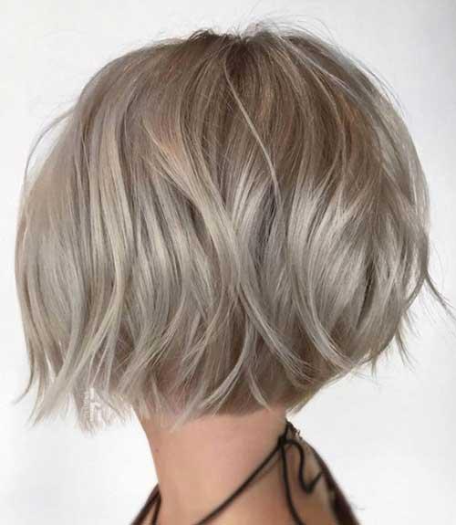 Short Ash Blonde Hairstyles-19
