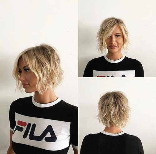 Short Haircuts for Wavy Fine Hair-20