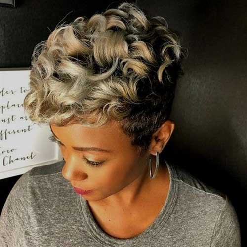 Pixie Haircuts for Black Women-21