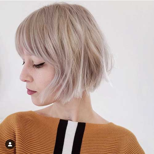 Cute Easy Short Hairstyles