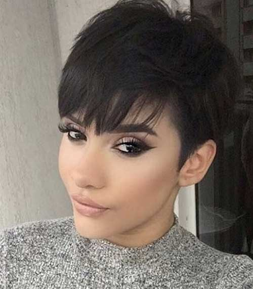Short Pixie Bangs Haircuts-30