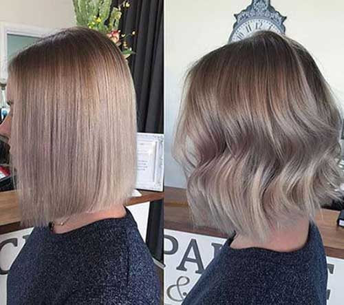 Short Ash Blonde Hairstyles-9