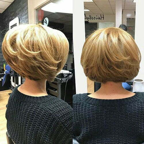 Short Bob Haircuts for Women-11
