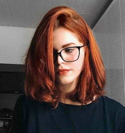 Red Bob Style Haircuts 2019-15