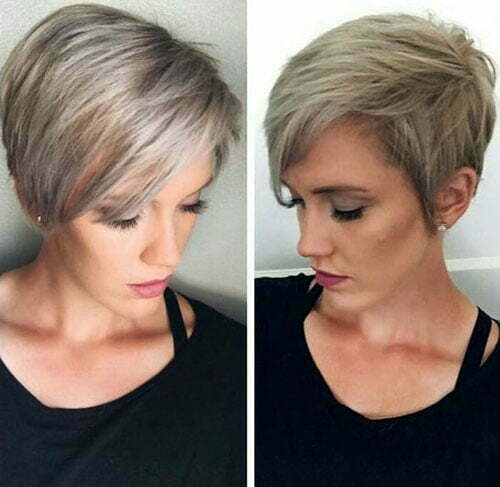 Pixie Haircuts for Long Face for Women-17
