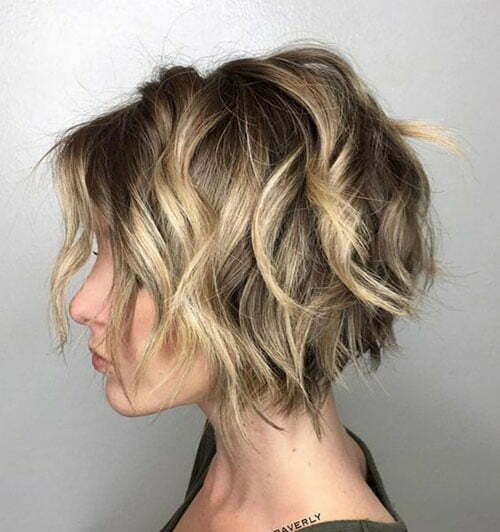 Short Bob Haircuts for Women-17