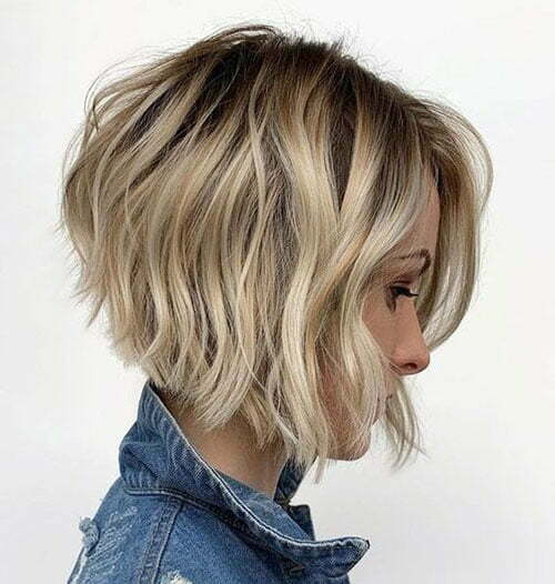 Short Bob Haircuts for Women-19