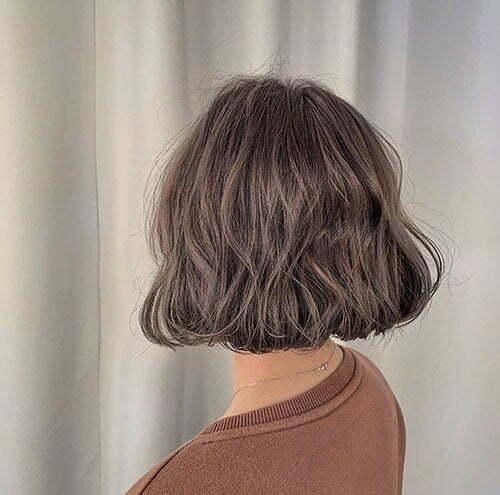 Wavy Bob Style Haircuts 2019-19